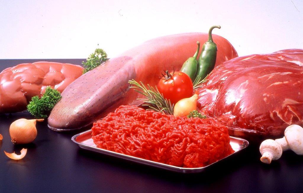 Krimpverpakking voor vers vlees