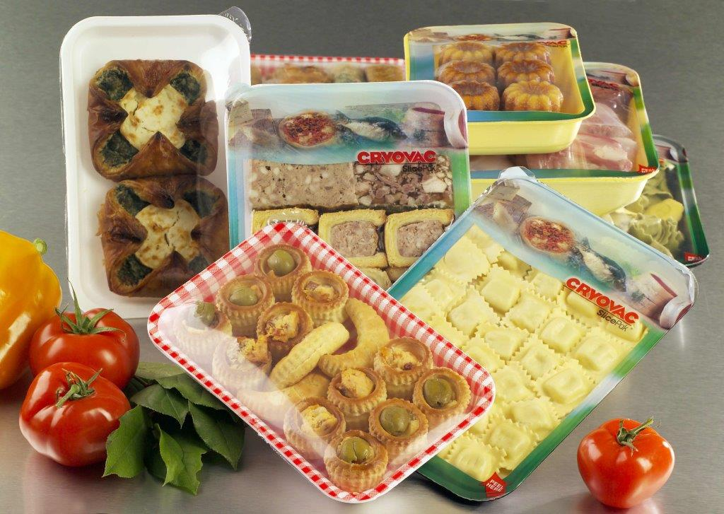 Lidding tray/topseal