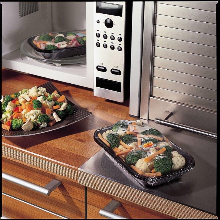 Ready meals / magnetronverpakking